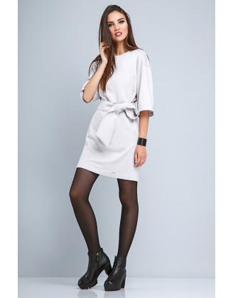 Платье LaVela L1548-серый