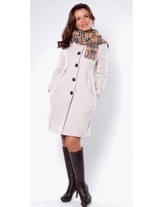 Пальто Stella Di Mare 70340-milk