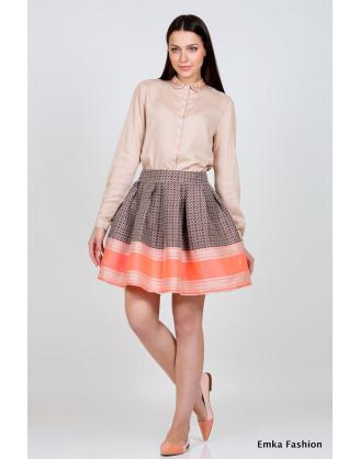 Юбка Emka Fashion 475-pira
