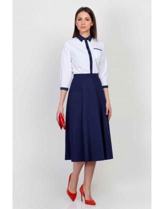 Юбка Emka Fashion 594-sugar