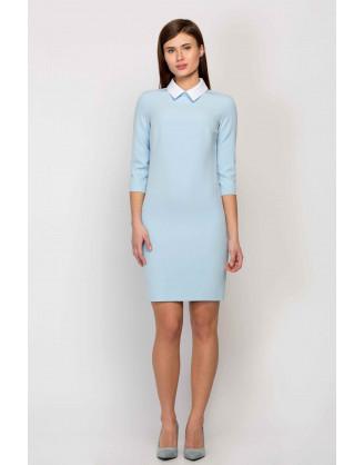 Платье Emka Fashion PL-409-lupine