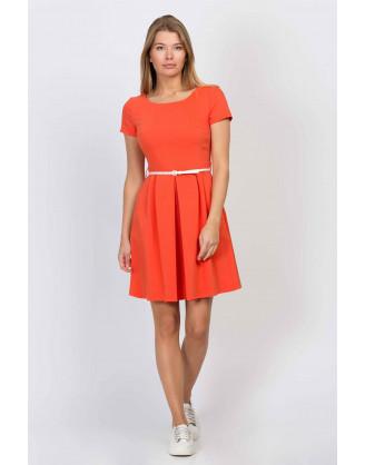 Платье Emka Fashion PL-498-safran