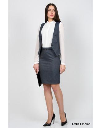 Юбка Emka Fashion 480-vanessa
