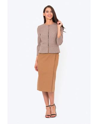 Жакет Emka Fashion ML-525-rozali