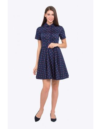Платье Emka Fashion PL-626-lacoste
