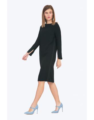 Платье Emka Fashion PL659-backley