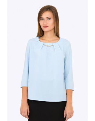 Блуза Emka Fashion b 2185-blauni
